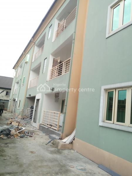 Luxury 2 Bedroom Flats with Good Electricity, Psychiatrist Rd, Rumuola, Port Harcourt, Rivers, Mini Flat for Rent