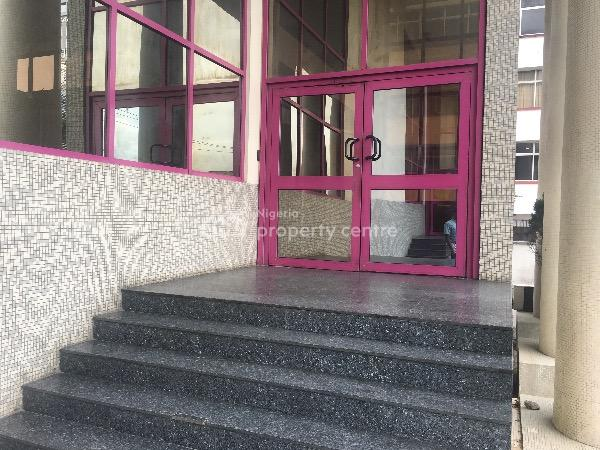 Open Plan Office Space - 850sqm Mezzanine( Office on Two Floors), Churchgate Street, Victoria Island (vi), Lagos, Office Space for Rent