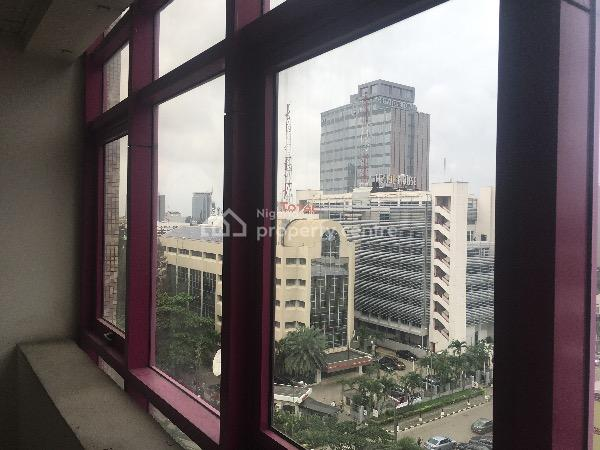Open Plan Office Space- 650sqm, Churchgate Street, Victoria Island (vi), Lagos, Office Space for Rent