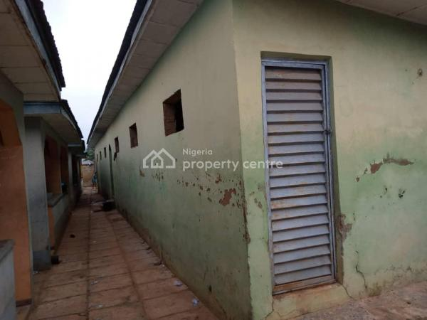 Strategically Located 36 Rooms Hostel with Decked 4 Bedroom on 6 Plots of Land, Ilesa East, Osun, Hostel for Sale