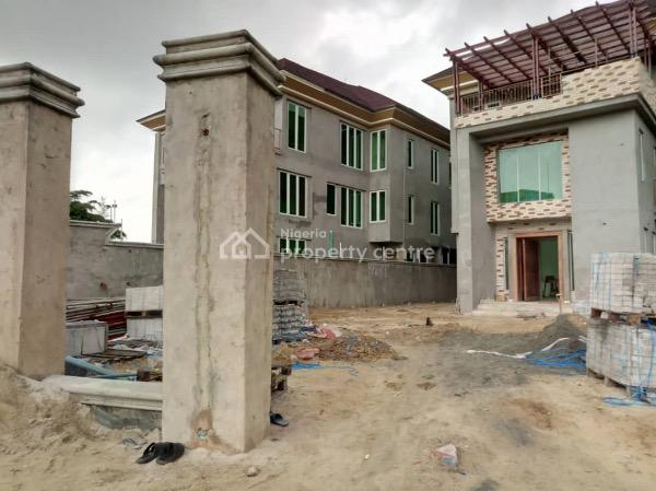 5 Bedroom Fully Detached House with Bq, Banana Island, Ikoyi, Lagos, Detached Duplex for Rent