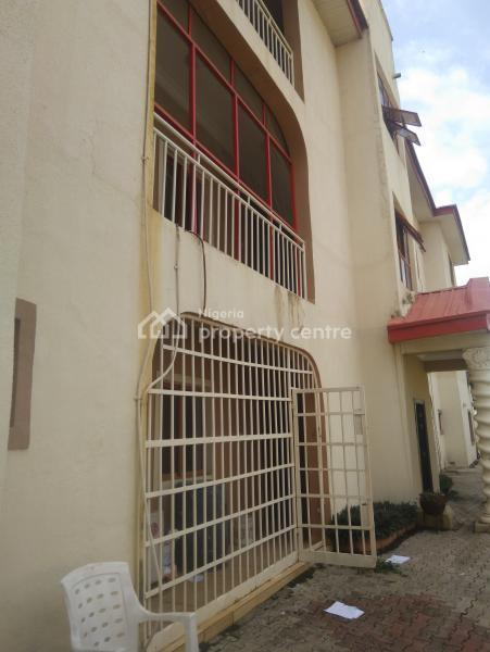 Luxury Three Bedroom with Ac, Jabi, Abuja, House for Rent