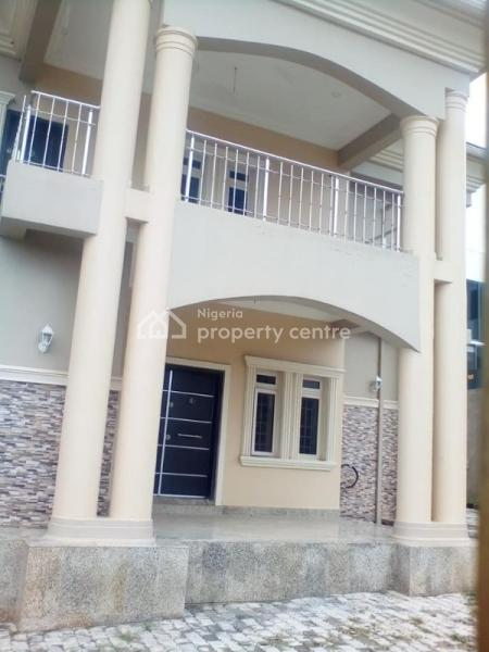 a Luxury 5 Bedroom Semi-detached Duplex with 2 Bed Bq. Brand New House..., Katampe Extension, Katampe, Abuja, Semi-detached Duplex for Rent