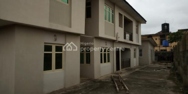 New Block of Flats with 3nos 2br Flats and 6nos Miniflats, All Tiled, Abule Egba, Agege, Lagos, Block of Flats for Sale