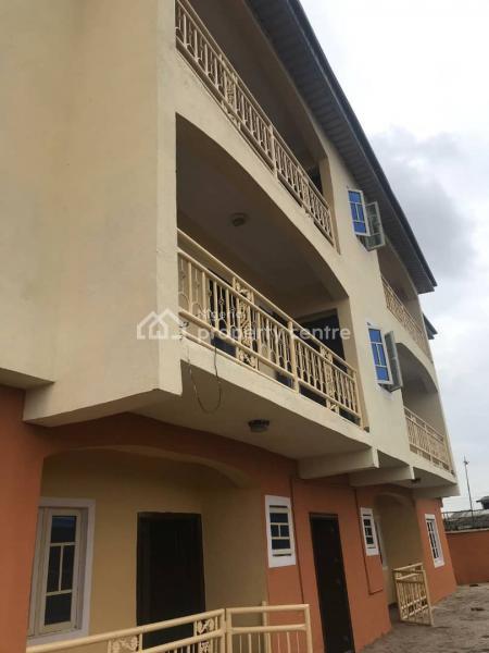 2 Bedroom Flat, Off Balogun Street, Iju-ishaga, Agege, Lagos, Flat for Rent