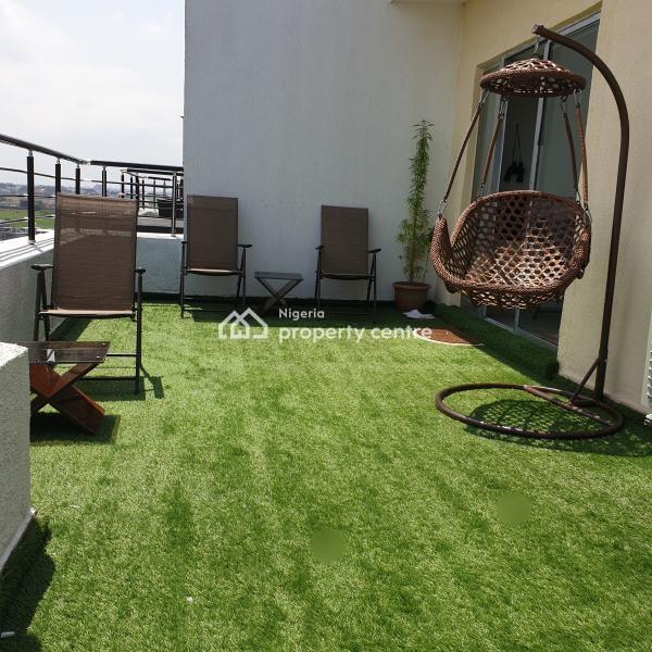 Exquisite and Premium 2 Bedroom Penthouse, Off Palms Spring Road, Ikate Elegushi, Lekki, Lagos, Flat Short Let