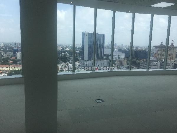 Open Plan Office Space - 920.922 Sqm, Idowu Taylor Street, Engineering Close, Victoria Island (vi), Lagos, Office Space for Rent