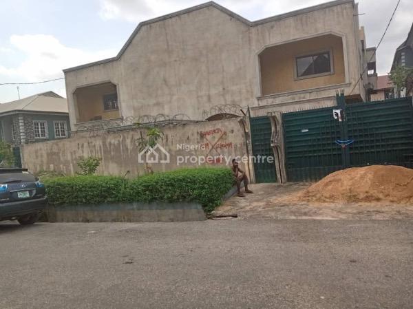 Demolishable 2 Wing of 6 Bedrooms Semi Detached Duplex Sitting on 890 Sqm Land, Omole Phase 2, Ikeja, Lagos, Detached Duplex for Sale