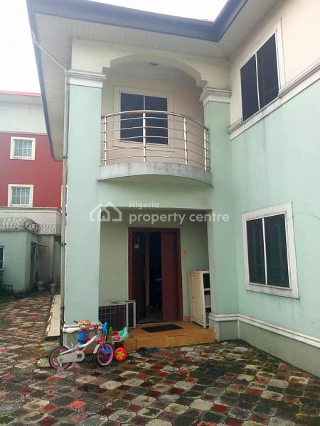 4 Bedroom Duplex Home for Sale in Rumuibekwe, Rumuibekwe, Port Harcourt, Rivers, Detached Duplex for Sale