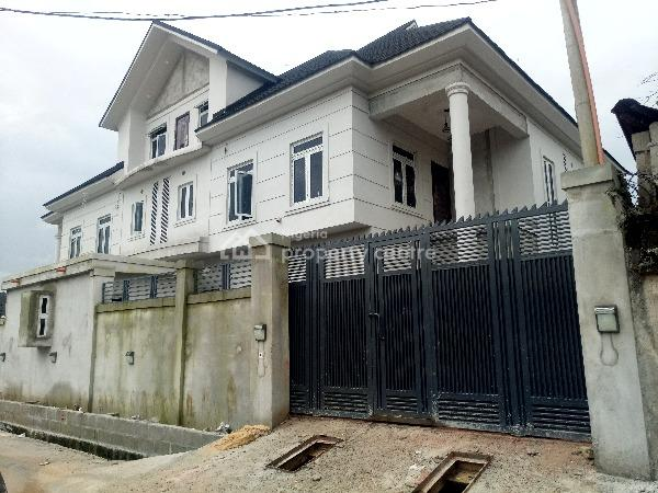 Luxuriously Finished 3 Bedrooms Semi-detached Duplex, Off Alcon Road, Woji, Port Harcourt, Rivers, Semi-detached Duplex for Rent