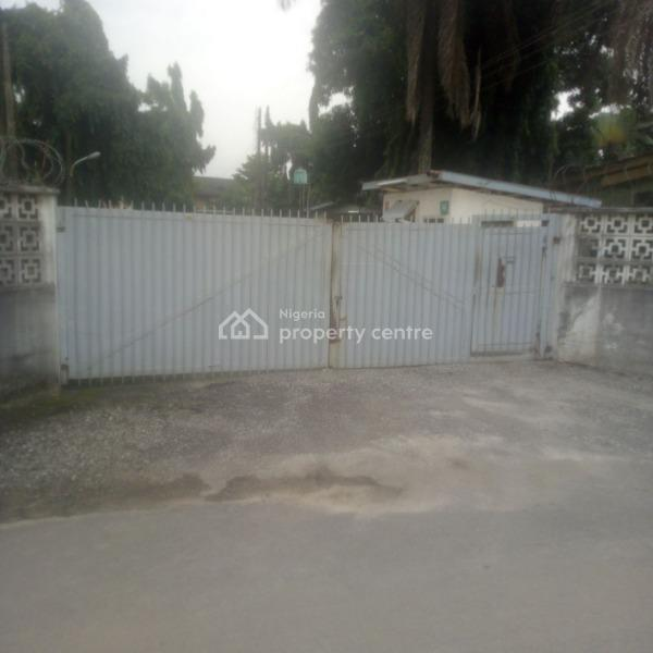 a Parcel of Land Measuring 8400sqm (govt. Consent) with Colonial Development, Adeniyi Jones, Ikeja, Lagos, Mixed-use Land for Sale