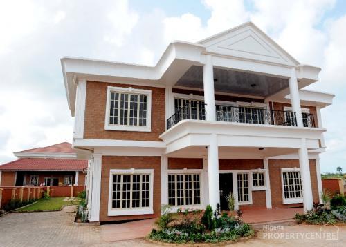 For sale 5 6 bedroom detached mansion with bq eleko for 5 6 bedroom houses for sale