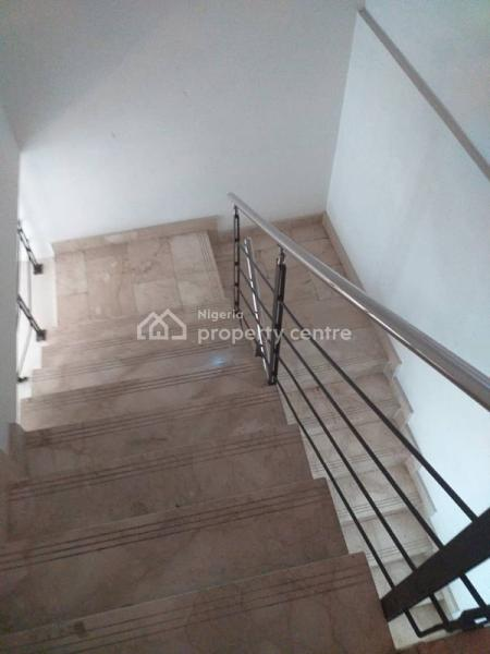 Neatly Finished 4 Bedroom Terraced Duplex, 1 Room Boys Quarters, with Gym, Pool and a Club House, Lekki Phase 1, Lekki, Lagos, Detached Duplex for Rent