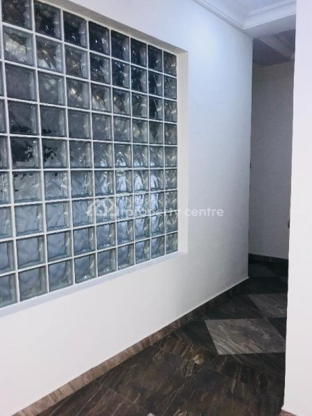 Brand New 4 Units of 4 Bedroom Terrace Duplexes with a Personal Room for Gym and a Bq, Ademola Adetokunbo Crescent, Wuse 2, Abuja, Terraced Duplex for Rent