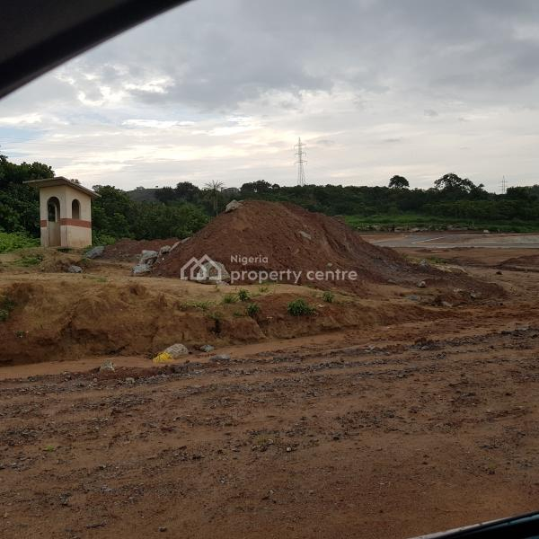 1200sqm Land with  Newly Tarred Road, Behind Gilmore Office, Guzape District, Abuja, Residential Land for Sale