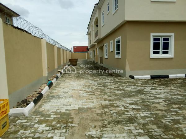 Brand New 3 Bedroom Flat with a Room Bq, Mobile Road, Ilaje, Ajah, Lagos, Flat for Rent