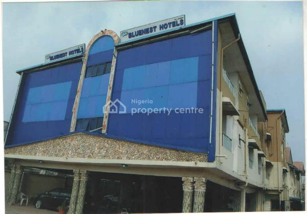 Luxury 24 Rooms Hotel on 840sqm, Osolo Way, Ajao Estate, Isolo, Lagos, Hotel / Guest House for Sale
