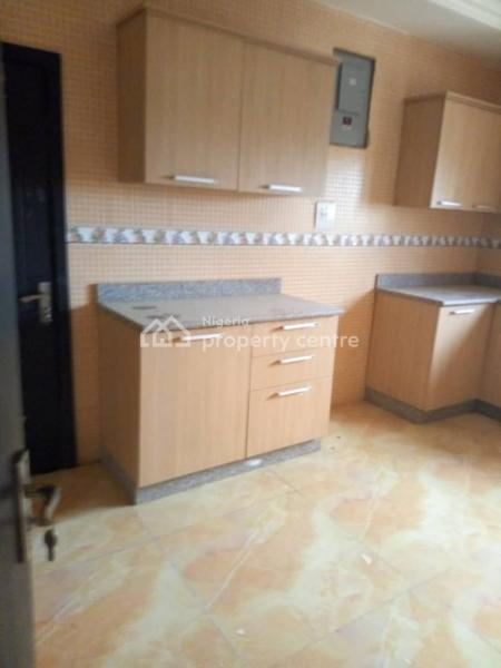 Luxury New 3 Bedrooms Flat with Excellent Finishing  with a/c and Generator, Games Village, Kaura, Abuja, Mini Flat for Rent