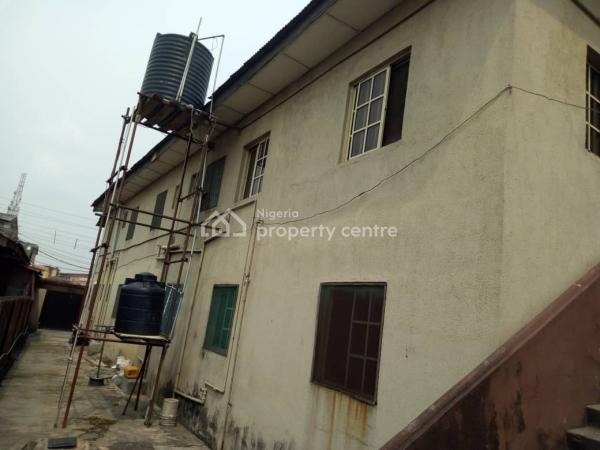 Strategically Located 6units of 2bedroom, Off Tejuosho, Ojuelegba, Surulere, Lagos, Block of Flats for Sale
