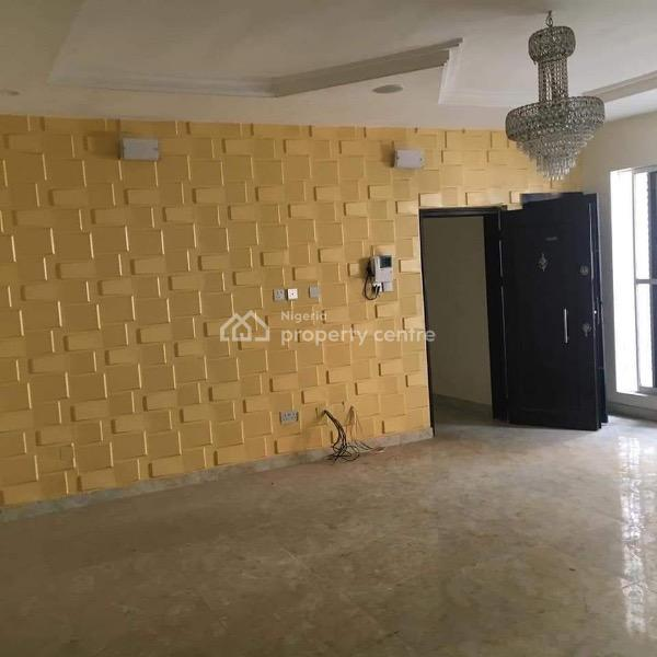 Serviced Luxury 3-bedroom Flat with Bq, Off Queens Drive, Ikoyi, Lagos, Flat for Rent
