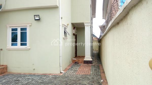 Brand New, Spacious and Luxuriously Finished 5 Bedroom Detached Duplex with a Room Boys Quarter, Abule Egba, Agege, Lagos, Detached Duplex for Sale