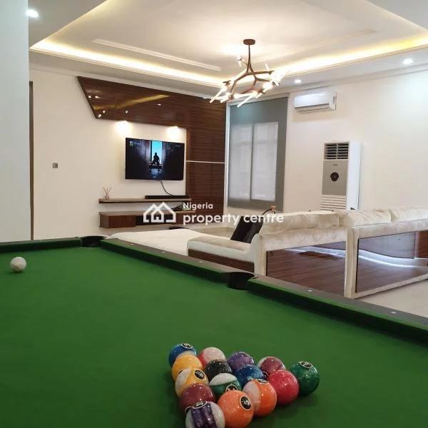 Nicely Furnished 2 Bedroom Apartment, Off Spring Road, Ikate Elegushi, Lekki, Lagos, Flat Short Let
