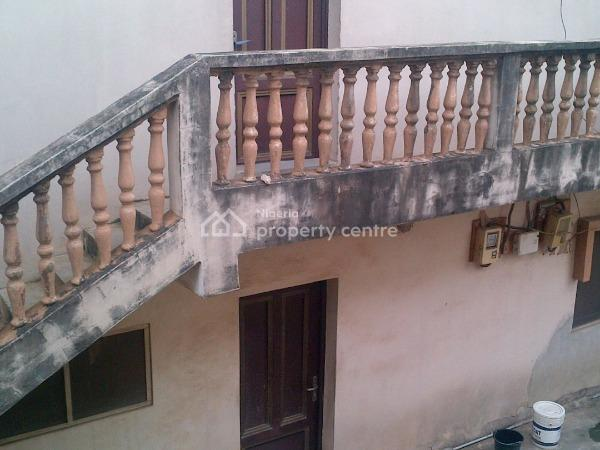 a Lovely 2 Nos of 2 Bedroom and Upcompleted Duplex, Behind County Hospital, Ogba, Ikeja, Lagos, Block of Flats for Sale