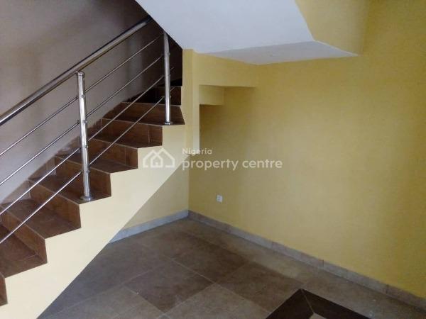 Executive Three Bedroom Duplex with Bq, Owen Road, Ikota Villa Estate, Lekki, Lagos, Terraced Duplex for Rent