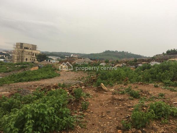 Land for 3 Bedroom Terrace Duplex with Penthouse and Bq for Sale in Citiscape Estate Guzape, Guzape District, Abuja, Residential Land for Sale