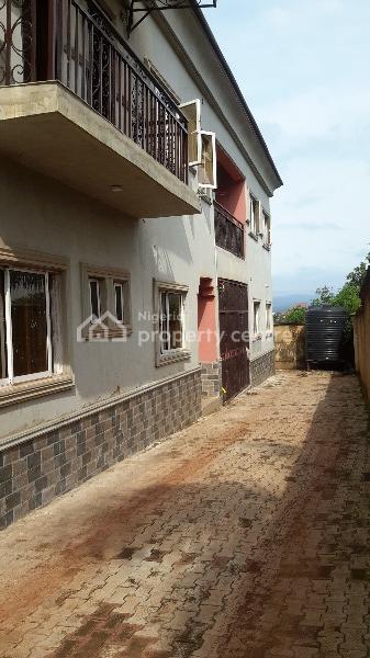3 Bedroom Flat, Plot 99a, Umualo St, Off Harmony Rd, Abakpa Nike, Enugu, Enugu, Flat for Rent