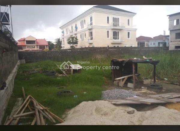Land Measuring 2560sqm, T.f Kuboye Road, Lekki Phase 1, Lekki, Lagos, Mixed-use Land for Sale