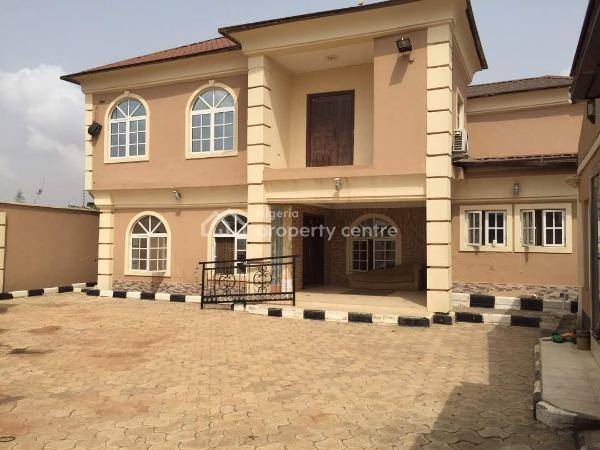 a Well Built and Spacious 7 Bedroom Detached House, Otemuyi, Oke-aro, Agbado, Ifo, Ogun, Detached Duplex for Sale