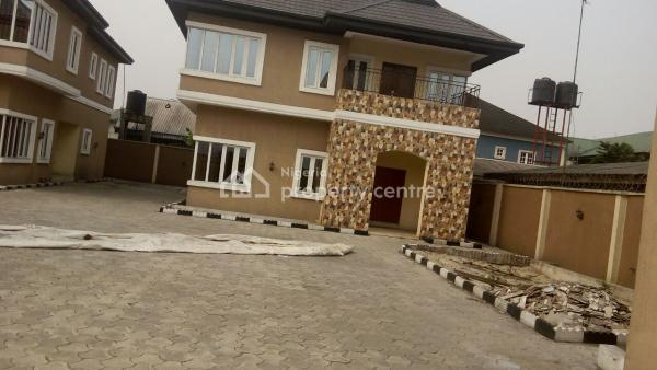 Semi Detached 3 Bedroom Duplex for Rent at Off Peter Odili Road Ph., Off Peter Odili Road Ph, Trans Amadi, Port Harcourt, Rivers, House for Rent