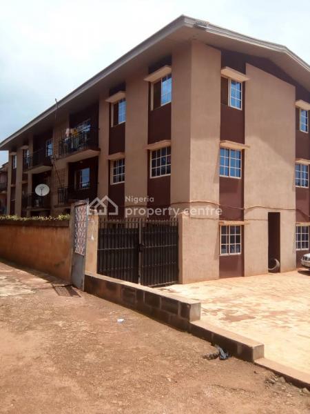 Block of 6 Flats of 3 Bedroom Flat, Igbariam Street, Achara Layout, Enugu, Enugu, Block of Flats for Sale