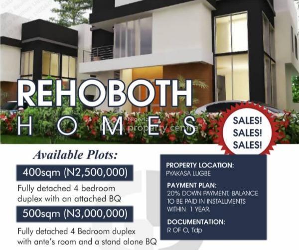 Land, Apo, Abuja, Residential Land for Sale