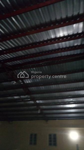 a Big Warehouse with Office, Off Liasu Road Ikotun, Idimu, Lagos, Hall for Rent