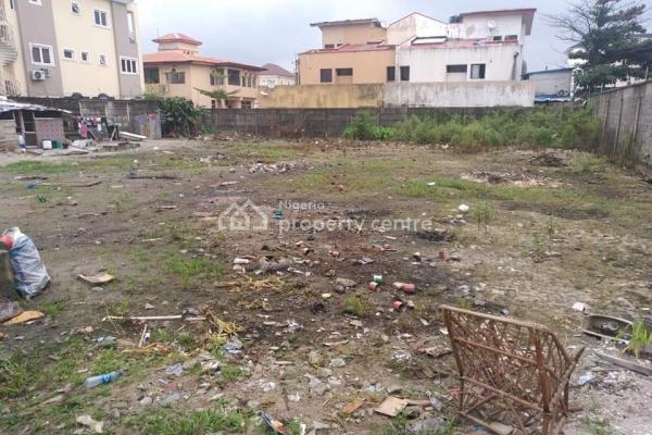 1147sqm Bare Land with C of O, Lekki Phase 1, Lekki, Lagos, Mixed-use Land for Sale