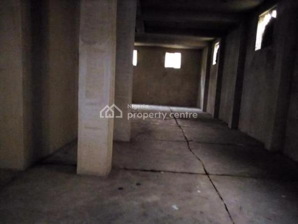 a Ground Floor Warehouse Measuring 400sqm, Star Time Estate, Ago Palace, Isolo, Lagos, Warehouse for Rent