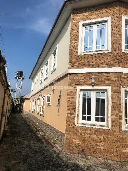 2(nos.) 4 Bedroom Semi Detached House with Study Room, Off Garba Muhammad Lawal Avenue, Lekki Phase 2, Lekki, Lagos, Semi-detached Duplex for Rent