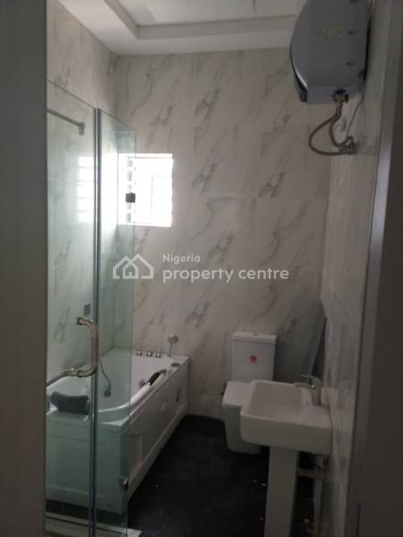 Luxury Three Bedrooms Flat with Parking Space, Thomas Estate, Ajah, Lagos, House for Rent