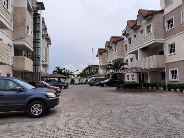 Lovely 3 Bedroom Terrace, Parkview, Ikoyi, Lagos, Terraced Duplex for Rent