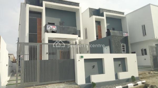 Contemporal New Development, Agungi, Lekki, Lagos, Detached Duplex for Sale