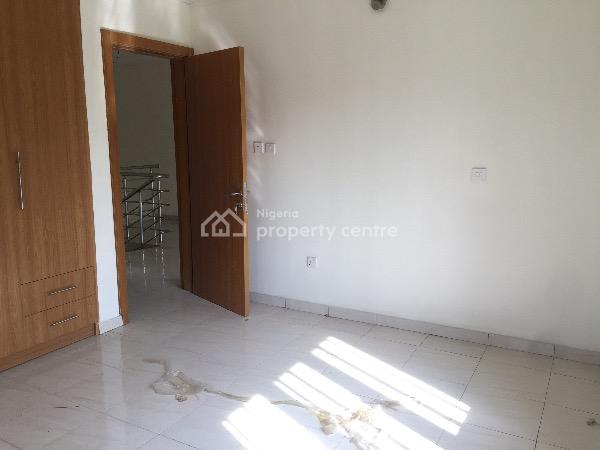 a Sweet, Lovely and Spacious 4 Bedrooms Duplex with Bq in a Nice Estate with Sweet Interlocked Road Network, Idado, Lekki, Lagos, Semi-detached Duplex for Rent