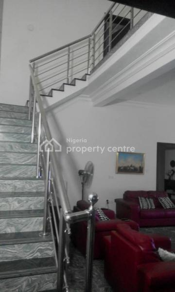 Serviced and Equipped Four Bedroom Duplex with a Room Bq, Katampe Extension, Katampe, Abuja, Detached Duplex for Rent