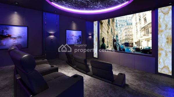 Luxury 4 Bedrooms Massionette, Banana Island, Ikoyi, Lagos, Terraced Duplex for Sale