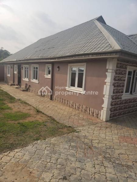 a Spacious 3 Bedroom Bungalow, Oke Afa, Magboro, Ogun, Detached Bungalow for Sale
