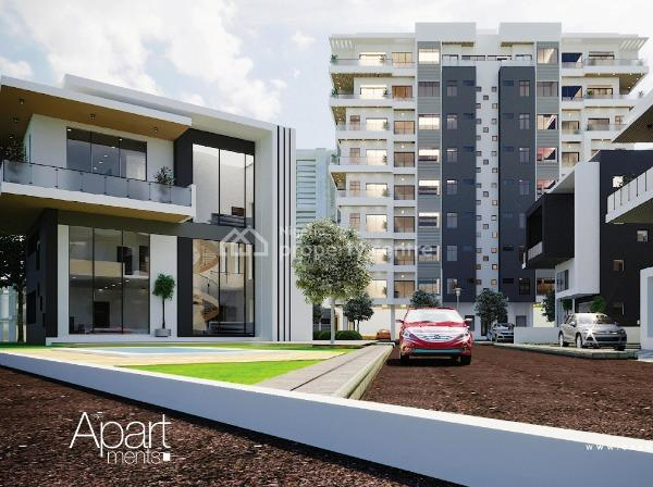 Luxury Smarthome 3 Bedroom Apartments and Pent Floor Maisonettes, Glover Road, Old Ikoyi, Ikoyi, Lagos, Block of Flats for Sale