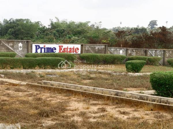 a Plot of Land, Prime Estate Phase 2, Ofada, Obafemi Owode, Ogun, Residential Land for Sale