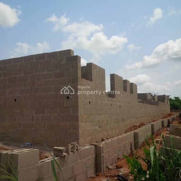 Uncompleted 5 Units of Mini Flat on 390sqm Land, Itele, Ado-odo/ota, Ogun, Block of Flats for Sale