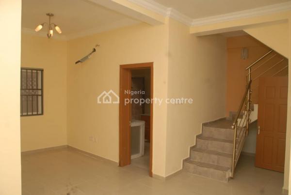 Tastefully Finished 3 Bedroom Terraced Duplex with Bq, Nicon Town, Lekki, Lagos, Terraced Duplex for Sale
